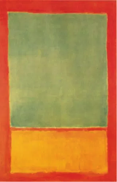 Mark Rothko & Turkish Color Field
